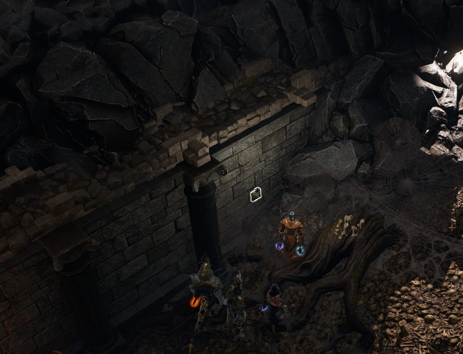 Divinity Original Sin  Lever In Secret Room