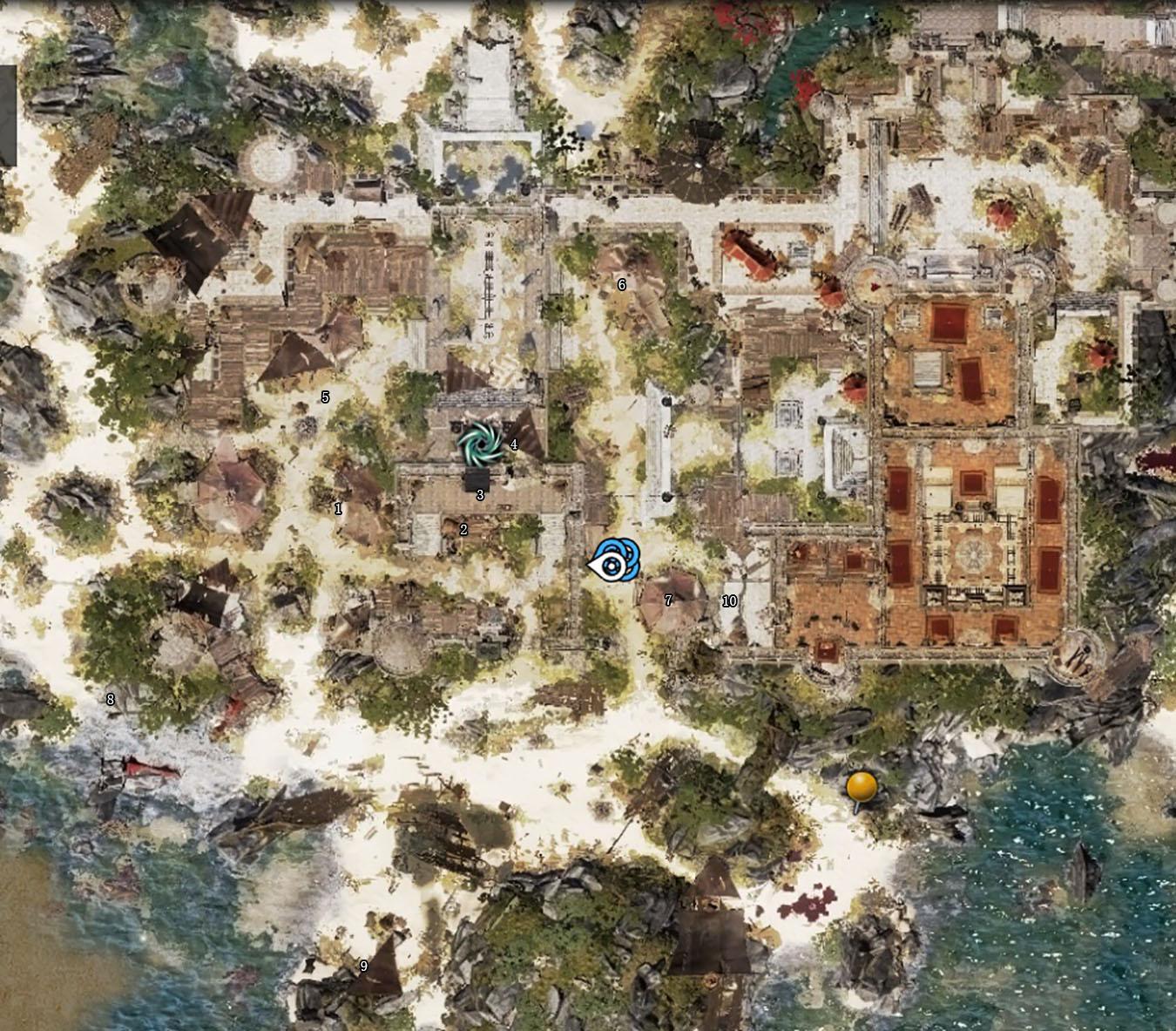 Fort Joy Ghetto | Divinity Original Sin 2 Wiki