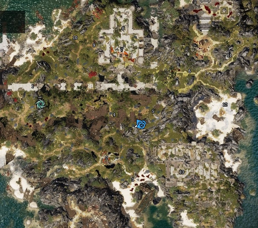 The Hollow Marshes Divinity Original Sin 2 Wiki