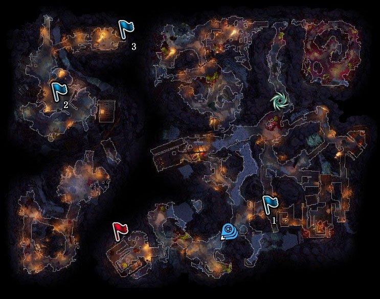Wrecker's Cave   Divinity Original Sin 2 Wiki on