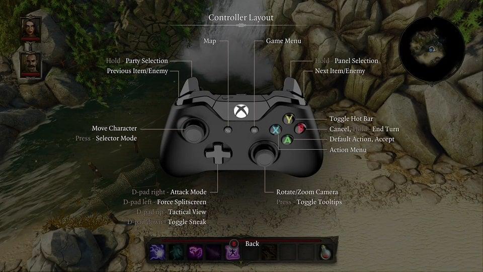 Controls | Divinity Original Sin 2 Wiki