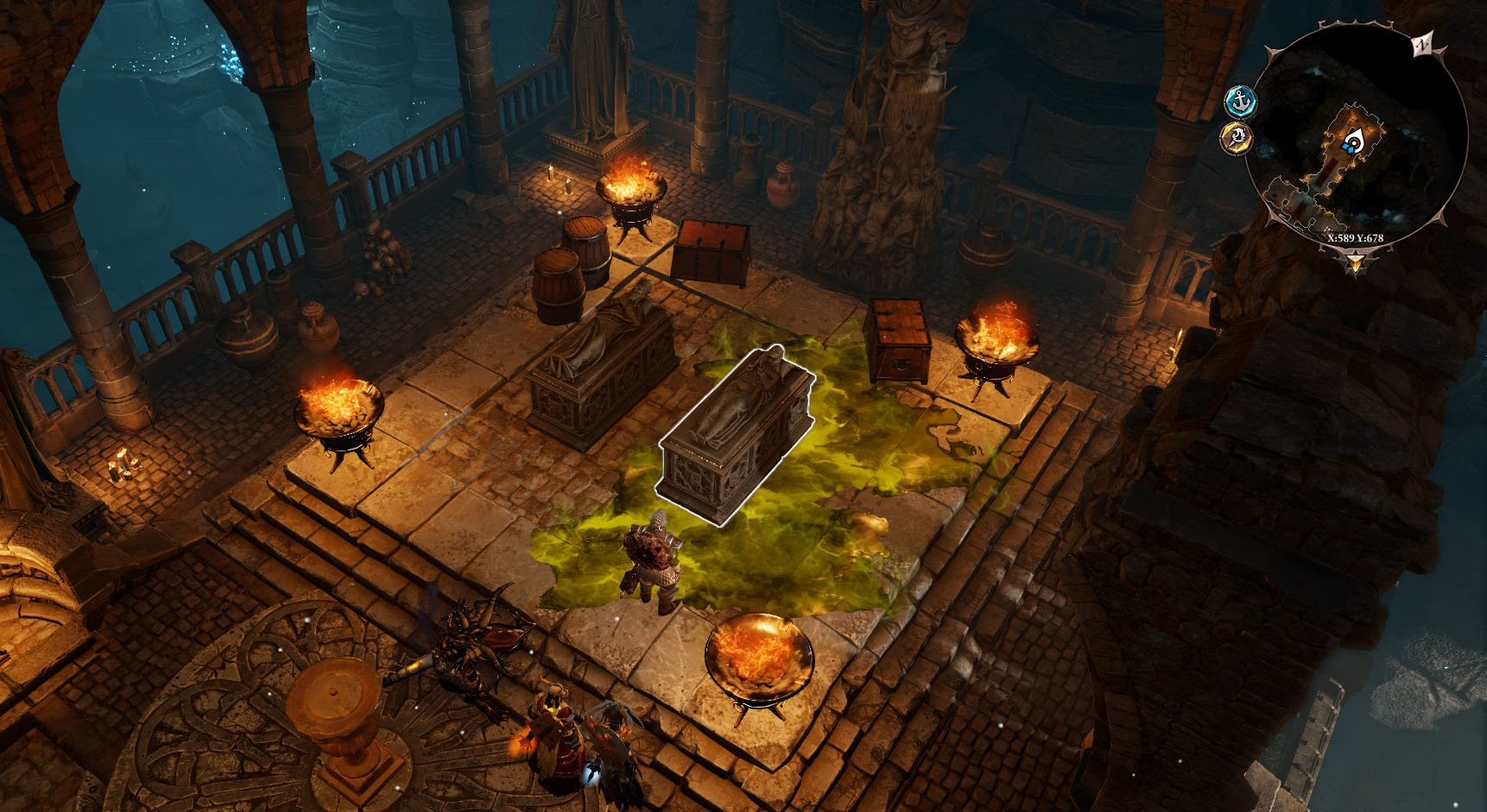 Artefacts of the Tyrant | Divinity Original Sin 2 Wiki
