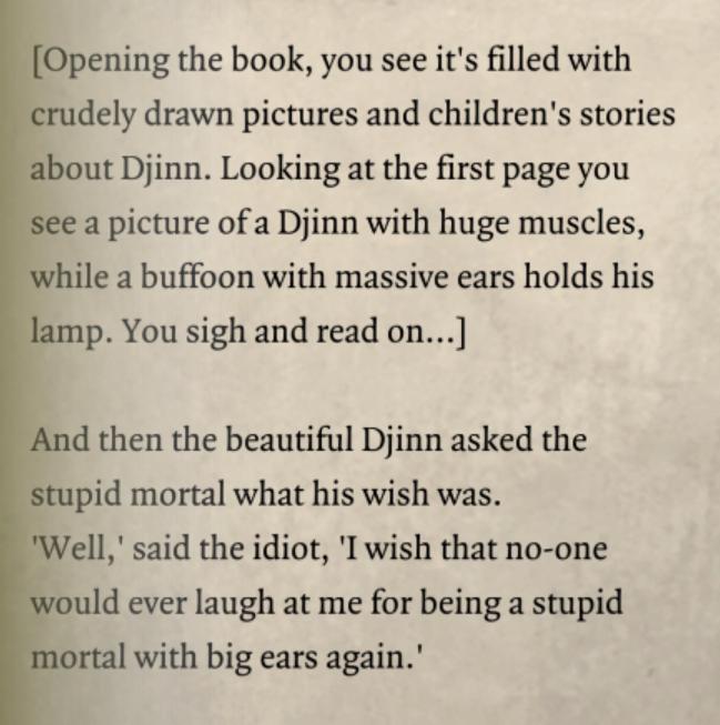 Wishful Thinking | Divinity Original Sin 2 Wiki