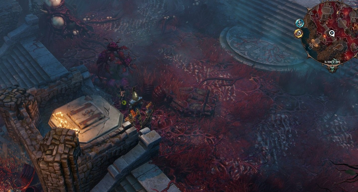 Divinity  Bloodmoon Island Vaults