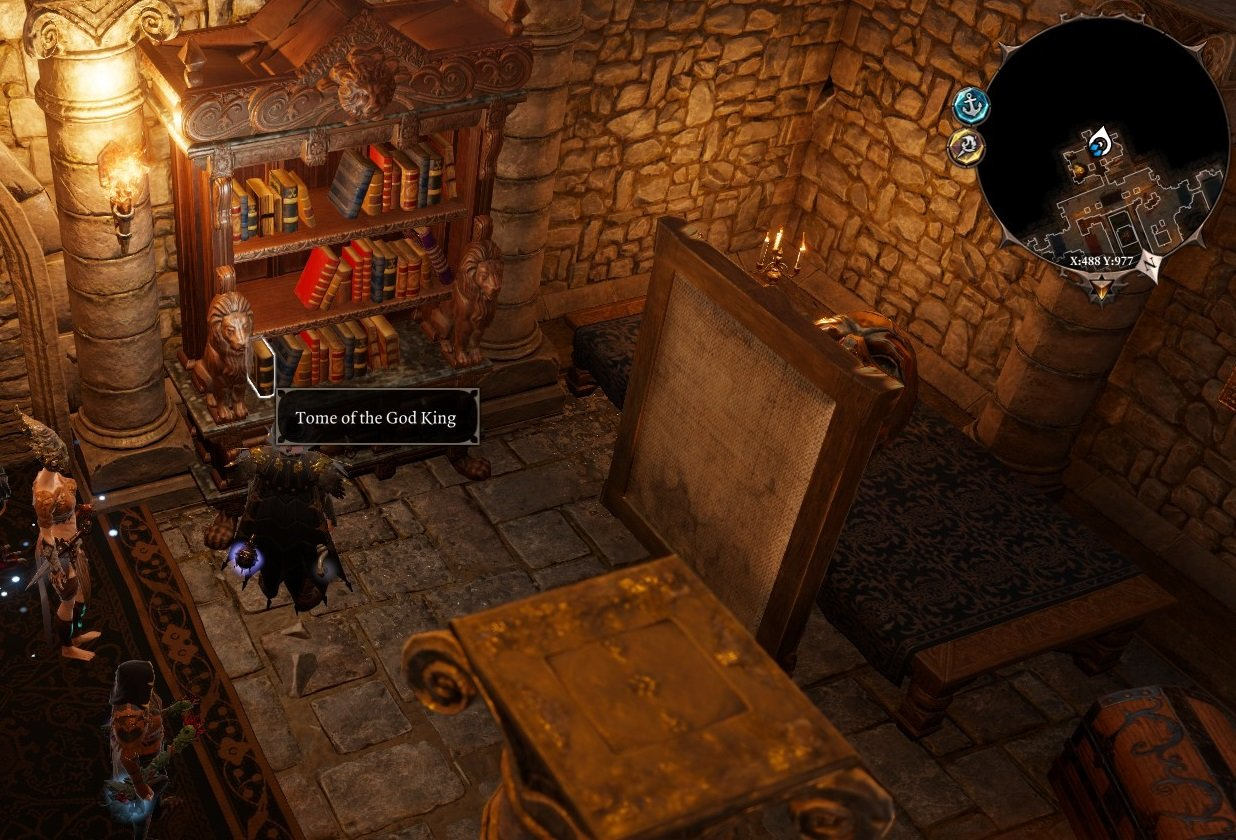 Divinity Original Sin  How To Private Room